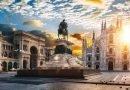 Milano la 92 euro/p (cazare+avion) pentru 3 zile