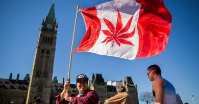 A doua țară din lume care a legalizat marijuana pentru comercializare este…