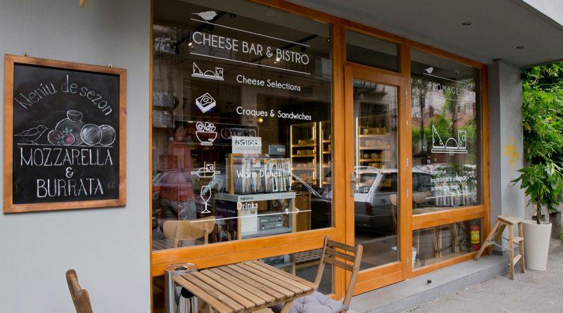 Povestea primul magazin de brânzeturi fine din București