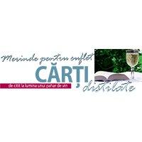 Merinde pentru suflet: CĂRŢI distilate, de citit la lumina unui pahar de vin