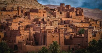 Un sejur în Marrakech la 108 euro/p cu cazare și zbor inclus