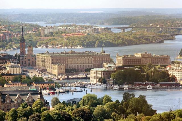 4 zile la Stockholm pt 92 euro/p cu cazare, zbor si mic dejun inclus